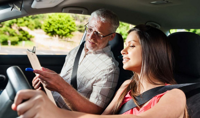 Восстановление навыков вождения автомобиля