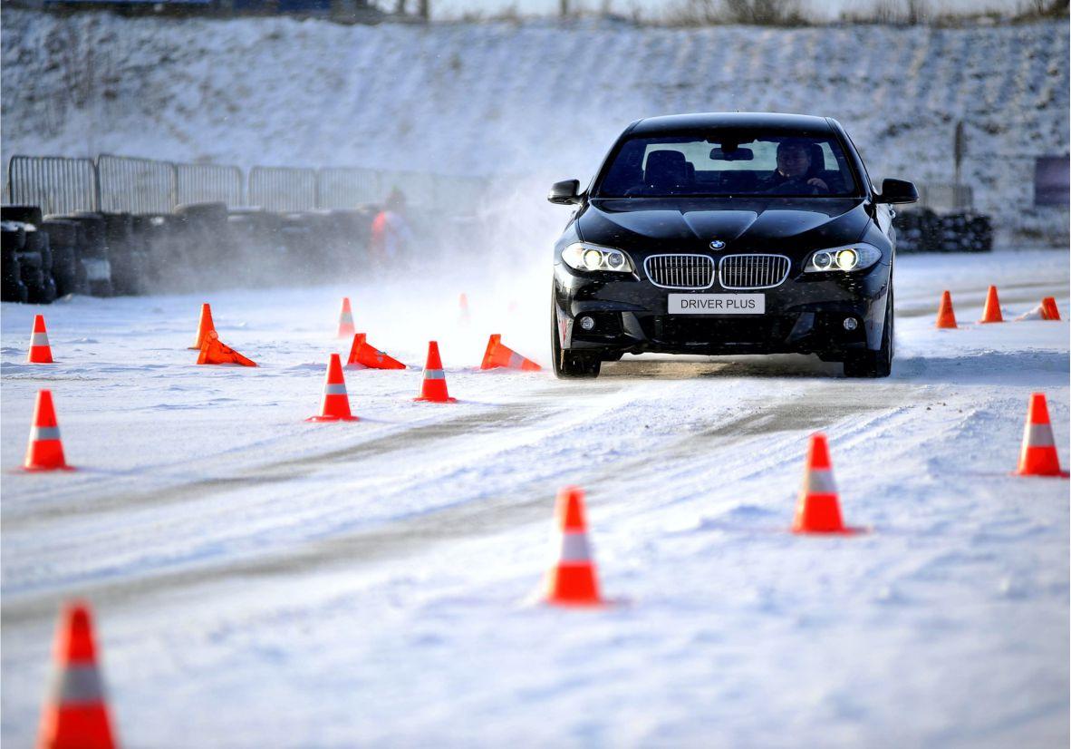 Зимнее вождение